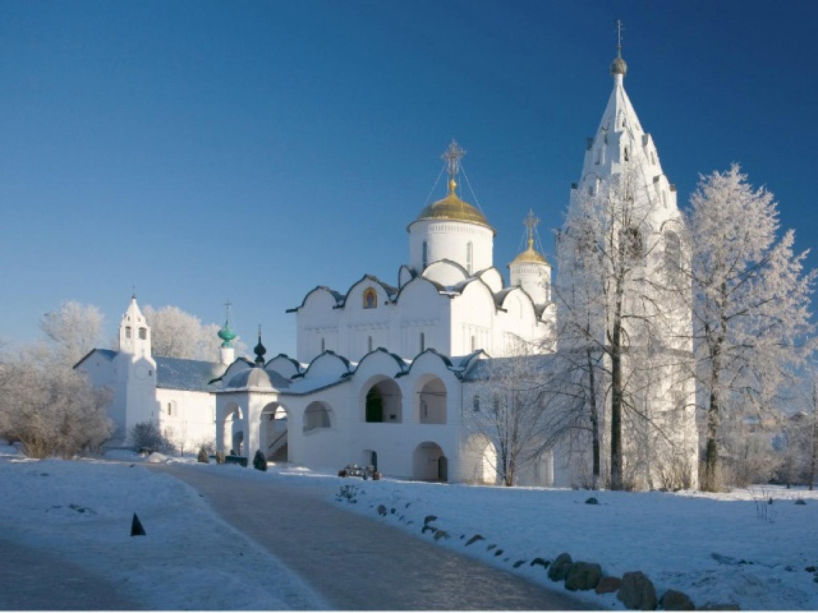 Новый год в Русской деревне (Владимир) с выездом из Саратова 30 декабря
